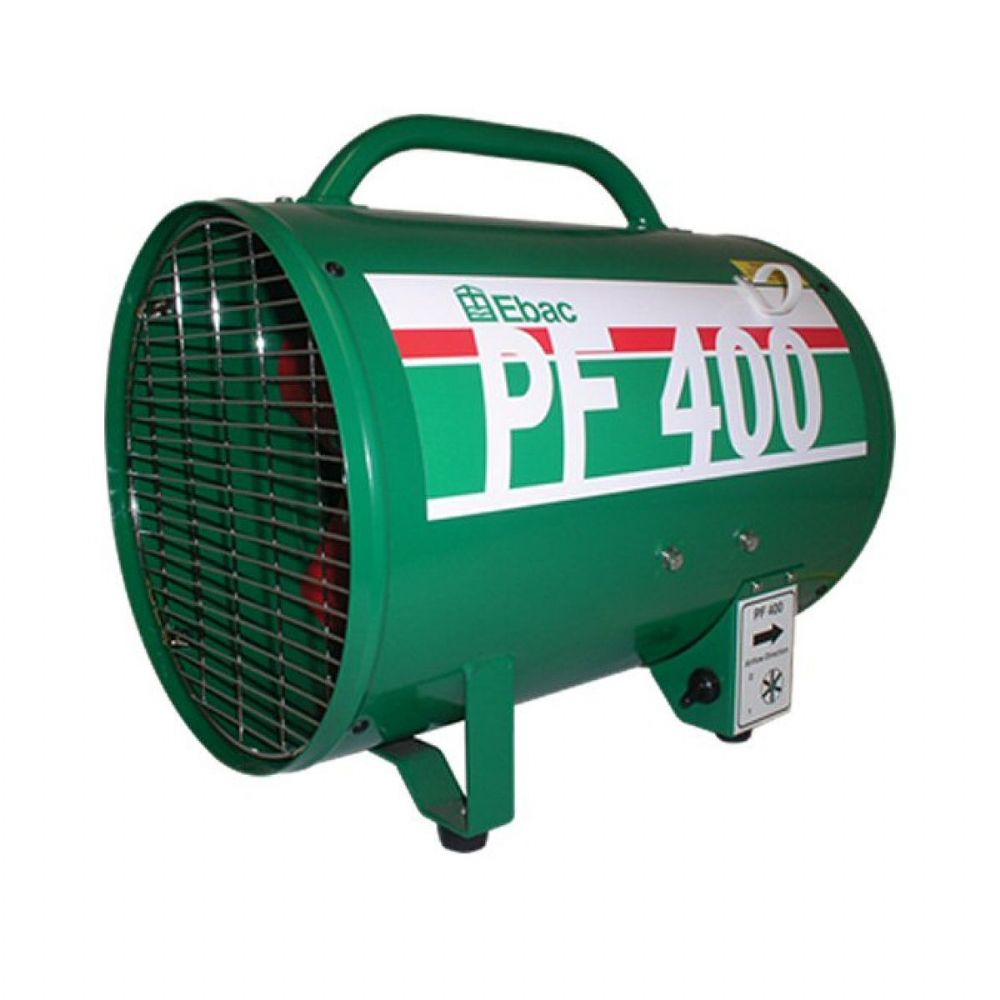 PF400 Power Fan Heavy Duty Power Extractor Ventilator 3600m3/hr 240V / 110V~50Hz